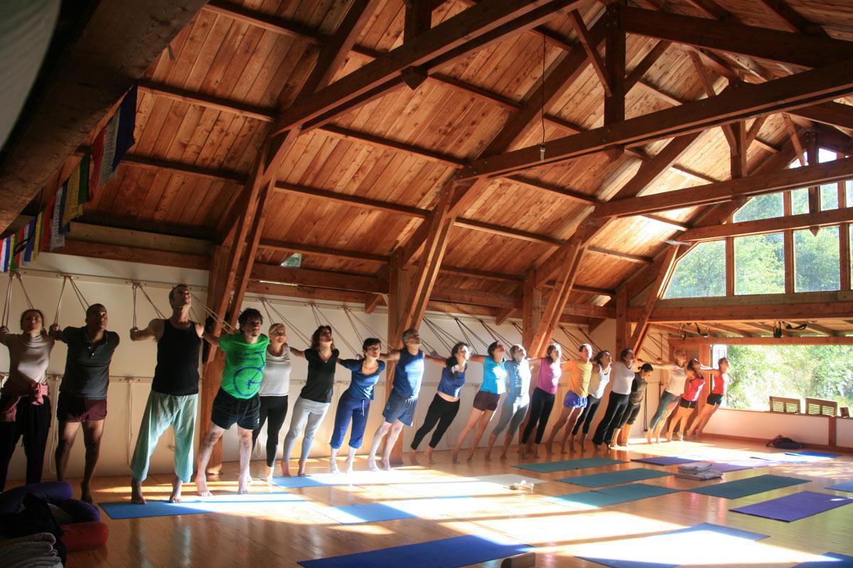 Cours de Yoga au Tardoun