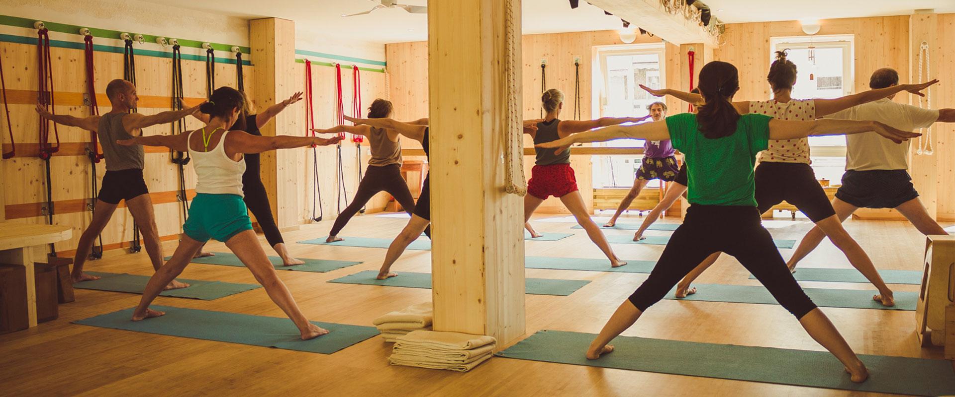 Marseille yoga