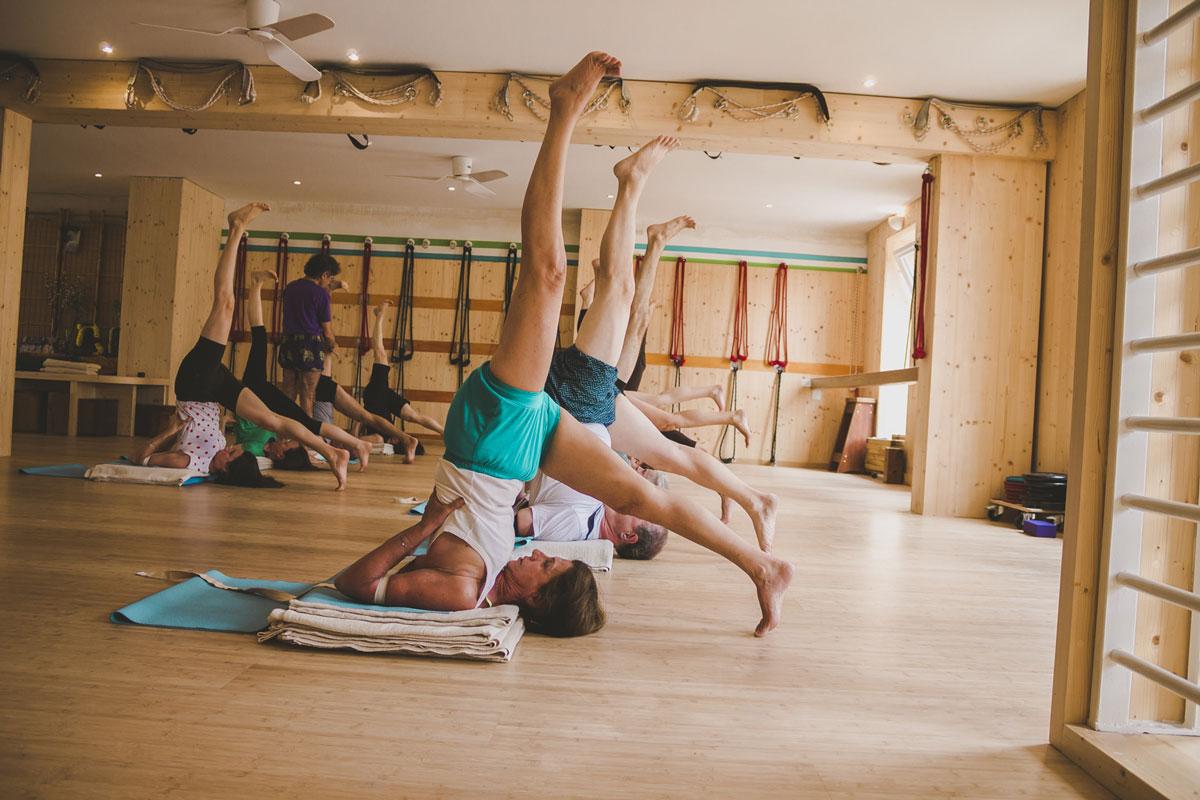 yoga iyengar marseille