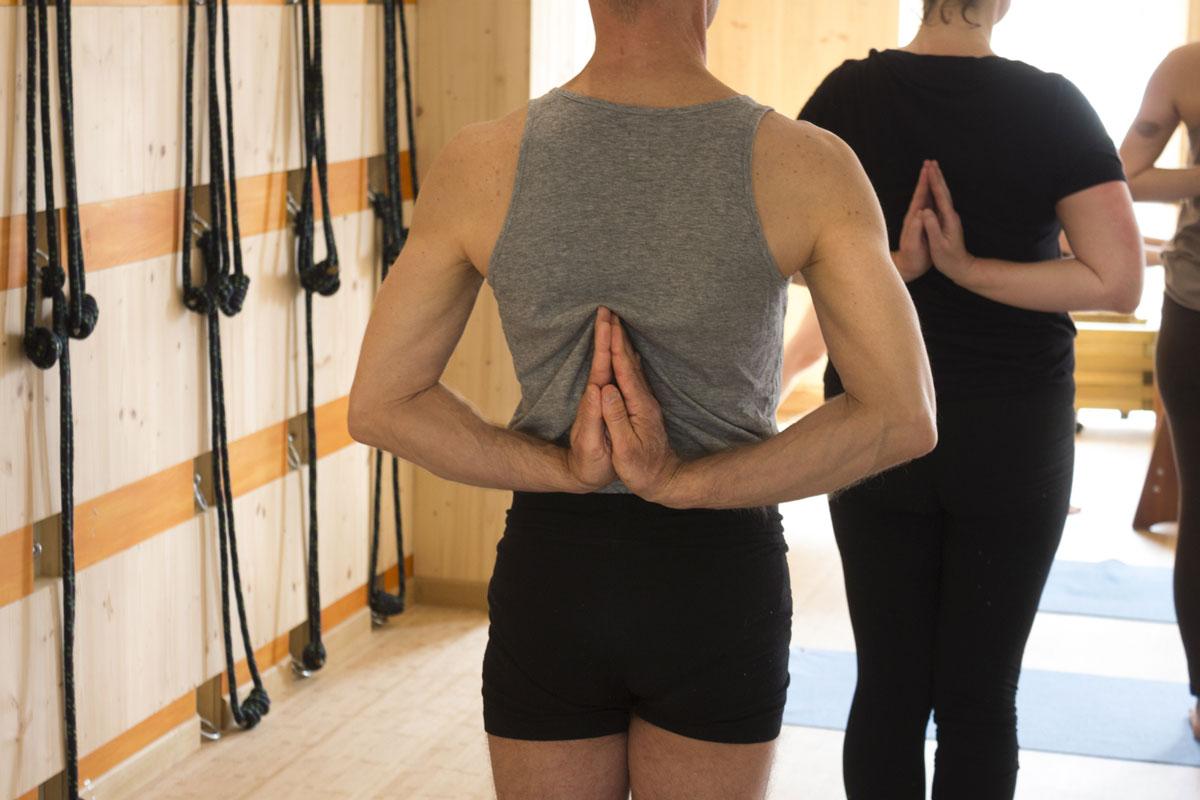 stage posture yoga
